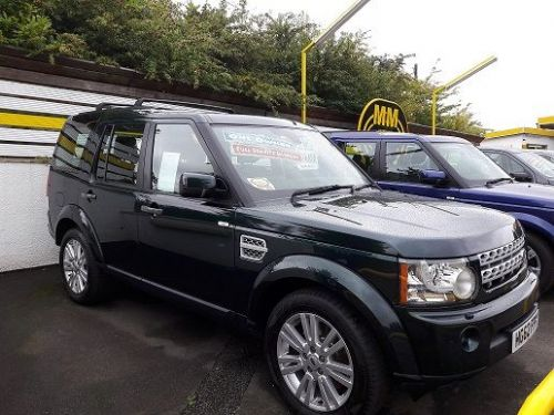 ***SOLD***Discovery 4 SDV6 3.0 XS - 2012